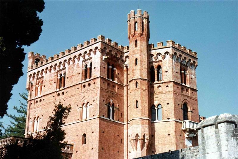 Castello di Borlio